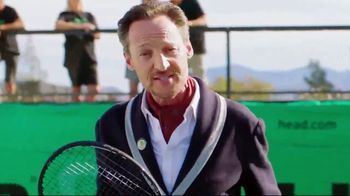 Head Tennis SPEED Graphene 360 TV Spot, 'If You Blink, You Missed It' - Thumbnail 8