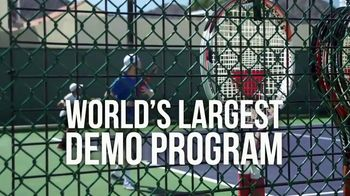 Tennis Warehouse TV Spot, 'Your Ultimate Online Tennis Store'