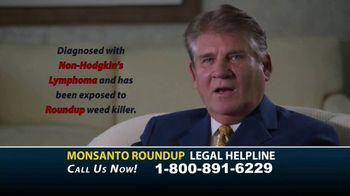 Bryant Law Center TV Spot, 'Monsanto Roundup Legal Helpline' - Thumbnail 8
