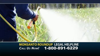 Bryant Law Center TV Spot, 'Monsanto Roundup Legal Helpline' - Thumbnail 3