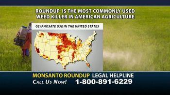 Bryant Law Center TV Spot, 'Monsanto Roundup Legal Helpline' - Thumbnail 4