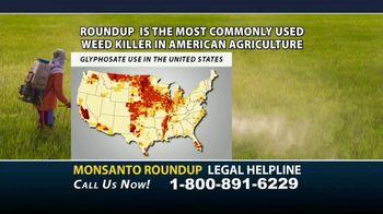 Bryant Law Center TV Spot, 'Monsanto Roundup Legal Helpline' - Thumbnail 5