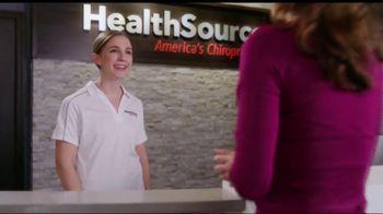 HealthSource Chiropractic TV Spot, 'Holistic Health' - Thumbnail 4