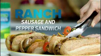 Hidden Valley Ranch TV Spot, 'Food Network: Recipe Magic' - Thumbnail 5