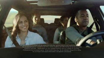 2019 Kia Sorento TV Spot, 'Ready to Be Conquered'