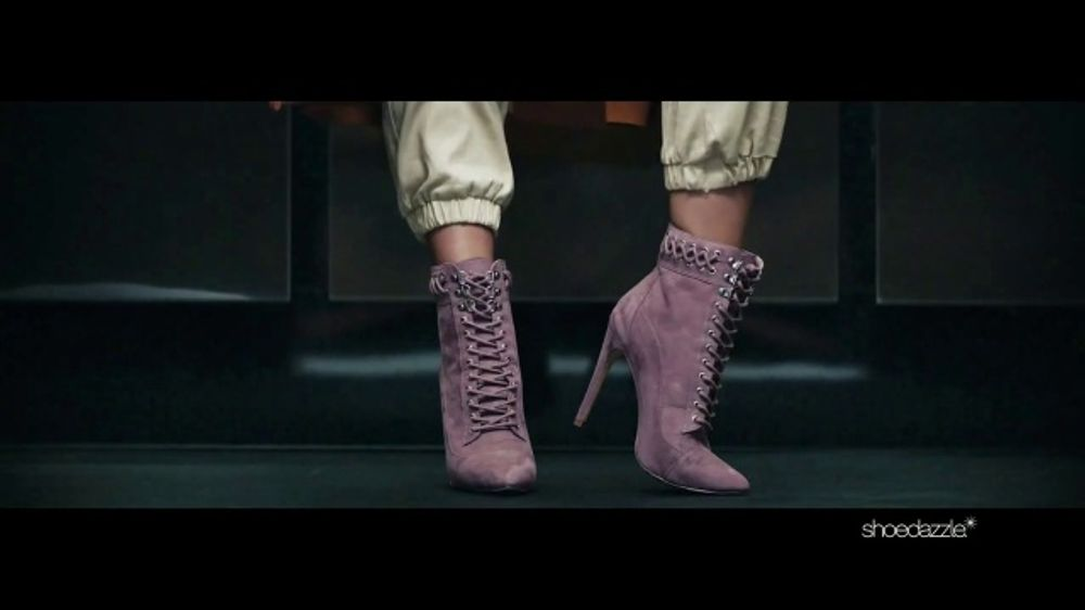 68b9a93b55 Shoedazzle.com TV Commercial, 'Type of Chick' Song by Sharaya J - iSpot.tv