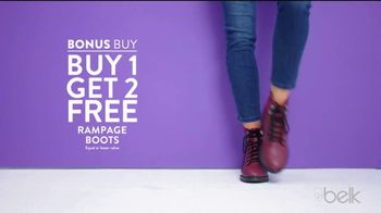 Belk Days TV Spot, 'Crown & Ivy, Pants and Boots' - Thumbnail 4