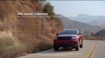 Jeep Días de Aventura TV Spot, 'Prueba de manejo: Grand Cherokee' [Spanish] [T2] - 2 commercial airings