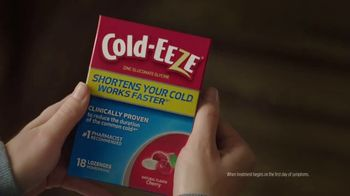 Cold EEZE TV Spot, 'Date: Spinach' - Thumbnail 2