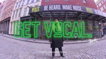Sprite Get Vocal TV Spot, 'Start the Conversation' - Thumbnail 4