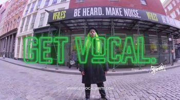Sprite Get Vocal TV Spot, 'Start the Conversation' - Thumbnail 5