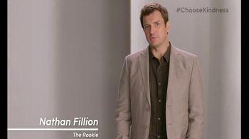 ABC TV Spot, 'Choose Kindness' Ft. Nathan Fillion, Leighton Meester, David Giuntoli - Thumbnail 6