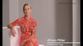 ABC TV Spot, 'Choose Kindness' Ft. Nathan Fillion, Leighton Meester, David Giuntoli - Thumbnail 7