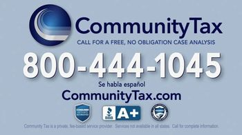 Community Tax TV Spot, 'Back Taxes' - Thumbnail 9