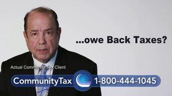 Community Tax TV Spot, 'Back Taxes' - Thumbnail 2