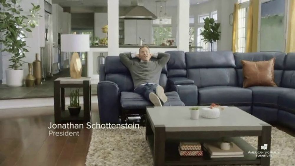 American Signature Furniture TV Commercial, 'A Price That's Right for You'