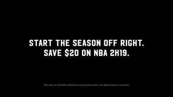 NBA 2K19 TV Spot, 'Every Reign Comes to an End' Featuring LeBron James, Travis Scott - Thumbnail 10