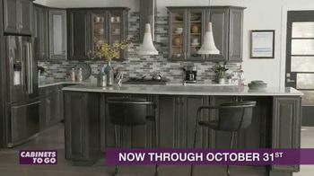Cabinets To Go TV Spot, 'Treat Yourself to a New Kitchen' - Thumbnail 3