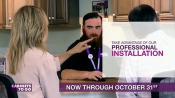 Cabinets To Go TV Spot, 'Treat Yourself to a New Kitchen' - Thumbnail 8