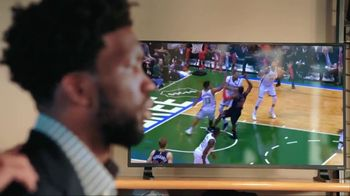 NBA League Pass TV Spot, 'Find Your Best Fit' Featuring Joel Embiid - Thumbnail 3