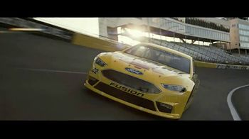 Pennzoil Synthetics TV Spot, 'Professional Race Car Drivers Trust Pennzoil' Featuring Helio Castroneves, Leah Prickett, Joey Logano - Thumbnail 4
