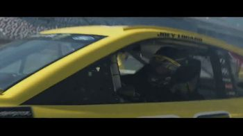Pennzoil Synthetics TV Spot, 'Professional Race Car Drivers Trust Pennzoil' Featuring Helio Castroneves, Leah Prickett, Joey Logano - Thumbnail 5