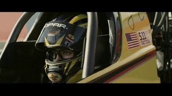 Pennzoil Synthetics TV Spot, 'Professional Race Car Drivers Trust Pennzoil' Featuring Helio Castroneves, Leah Prickett, Joey Logano - Thumbnail 6