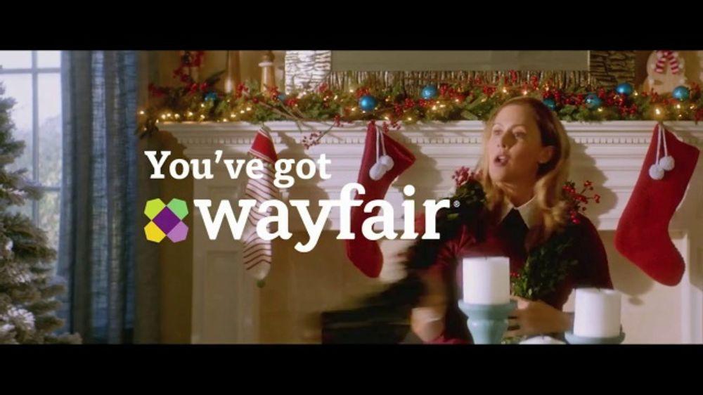 Wayfair Tv Commercial You Ve Got Wayfair This Holiday
