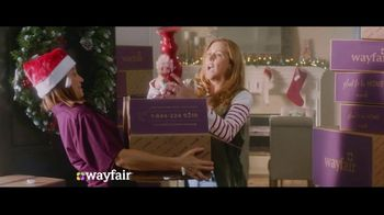 Wayfair TV Spot, 'You've Got Wayfair This Holiday' Song by Danii Roundtree - Thumbnail 7