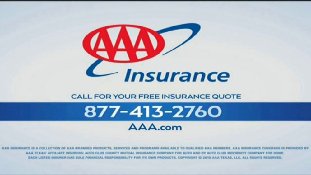 Roadside Assistance Progressive >> AAA Auto Insurance TV Commercial, 'We're a AAA Family ...