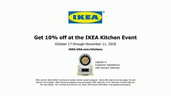 IKEA Kitchen Event TV Spot, 'Within Reach: 10 Percent Off' - Thumbnail 8