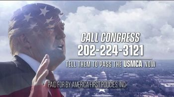 America First Policies TV Spot, 'A New Deal' - Thumbnail 9
