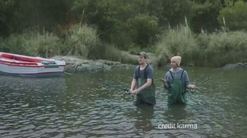 Credit Karma TV Spot, 'Pescadores' [Spanish]