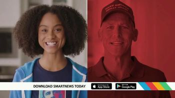SmartNews TV Spot, 'Political Family'