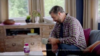 MiraLAX Mix-In Pax TV Spot, 'A Different Solution'