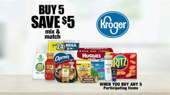 The Kroger Company Buy 5 Save $5 Event TV Spot, 'Halloween Is...' - Thumbnail 9