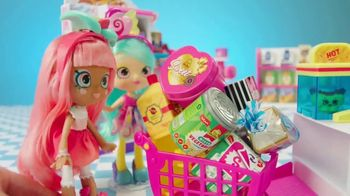 Shopkins Mini Packs TV Spot, 'CookieSwirlC: Baking a Cake'