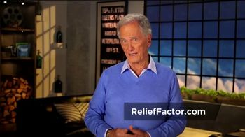 Relief Factor Quickstart TV Spot, 'Frustrating Aches and Pains' Featuring Pat Boone