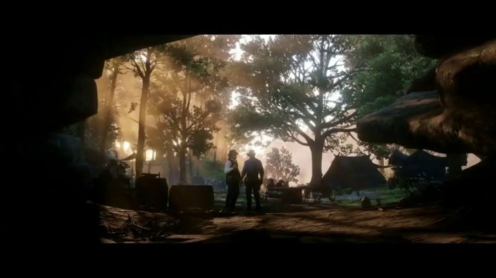 Red Dead Redemption 2 TV Commercial, 'Launch Trailer' - Video