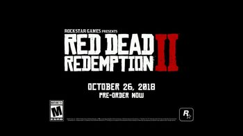 Red Dead Redemption 2 TV Spot, 'Launch Trailer' - Thumbnail 8