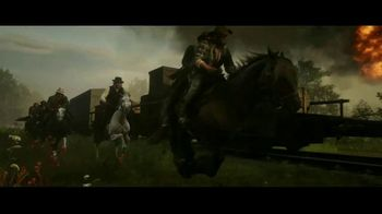 Red Dead Redemption 2 TV Spot, 'Launch Trailer' - Thumbnail 4