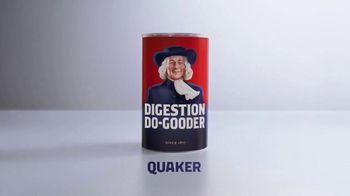 Quaker Oats TV Spot, 'Digestion Do-Gooder' - Thumbnail 5