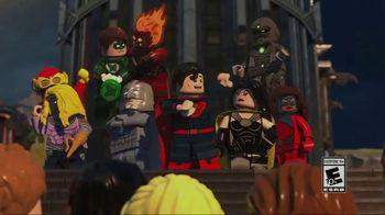 LEGO DC Super-Villains TV Spot, 'Official San Diego Comic Con Trailer' - Thumbnail 1