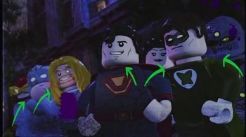LEGO DC Super-Villains TV Spot, 'Official San Diego Comic Con Trailer' - Thumbnail 4