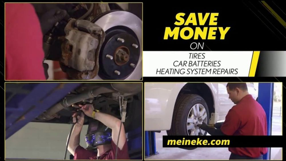 Meineke Car Care Centers TV Commercial, 'Stay on the Road'