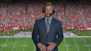 Tide TV Spot, 'Broncos Tidelight: A Thursday Night Tide Ad' Featuring Troy Aikman - Thumbnail 1