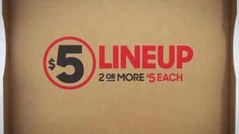 Pizza Hut $5 Lineup TV Spot, 'Speechless' - Thumbnail 6