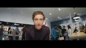 Verizon Unlimited TV Spot, 'Unboxing' Featuring Thomas Middleditch - Thumbnail 1