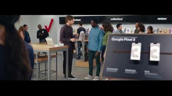 Verizon Unlimited TV Spot, 'Unboxing' Featuring Thomas Middleditch - Thumbnail 7