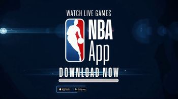 NBA App TV Spot, 'Everyone's Winning' Featuring LeBron James, James Harden, Kevin Durant, Stephen Curry, Joel Embiid, Anthony Davis, Paul George - Thumbnail 6
